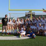 Girls Varsity Soccer beats Seaman 5 – 0, Claims Regional Championship