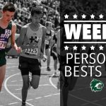 Week 8: Personal Bests List