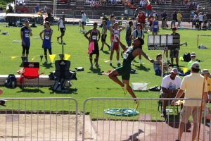 State Track and Field Day 2