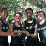 State Champion Boys 4x100m Relay