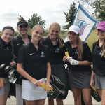 Varsity Girls Golf Competes in First Meet of the Season