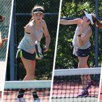 Varsity Girls Tennis Sees Success at the Baldwin Inv.