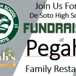 Fall Sports Fundraiser Night at Pegah's Family Restaurant