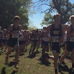 Wildcat Cross Country Rocks at Rim Rock