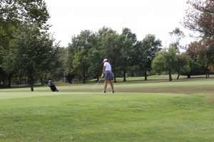 Girls Golf at UKC Tournament