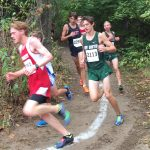 Cross Country Races in Seaman Invitational – Boys 3rd, Girls 6th