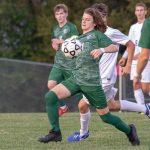 V Soccer vs Leavenworth