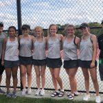 Girls Tennis UKC Runner Up