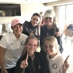 DHS Girls golf finishes their first season at the Regional tournament on Monday