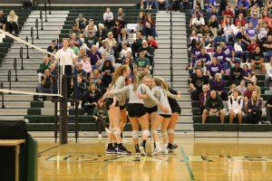 Varsity Volleyball vs. Topeka West