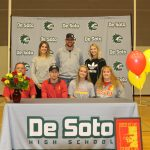 Fall College Signing Day