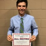 Sam Hubert Named All-Metro