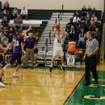 Varsity Boys Basketball falls to Pleasant Hill 43-46