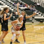 Girls Varsity Basketball falls to Olathe Northwest 53 – 37