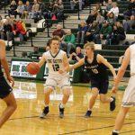 Varsity Boys Basketball falls to Mill Valley 39-53