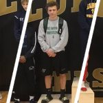 Wrestling Places Four in Top-10 at JOCO Classic