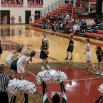 Girls Varsity Basketball beats Shawnee Heights 57 – 34
