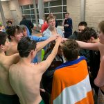 Boys Swim Starts New Year at Turner