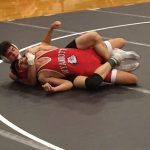 Wrestling Finishes Fourth in Home Dual Tournament