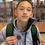 Nguyen Takes 3rd as Four Wildcat Wrestlers Earn Medals in Junction City
