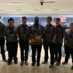 Varsity Boys Bowling takes 3rd at State
