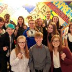 Forensics Qualifies 16 Entries to Finals at Basehor-Linwood