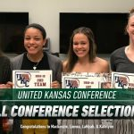 Girls Basketball All Conference Selections