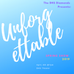 "Diamonds Spring Show – ""Unforgettable"""