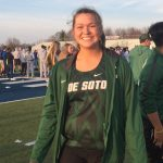 Fuhr Breaks School Record to Highlight the Track Team's Week