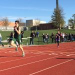 Track Team Breaks Barriers at Lawrence Free State