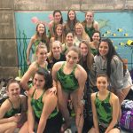 Girls Swim takes 2nd at The Leavenworth High School Quad Swim Meet