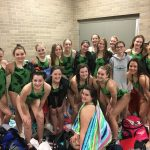 Girls Swim takes 4th at The Turner High School Invitational Swim Meet