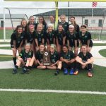 Girls Varsity Soccer beats Turner 10 – 0