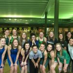 Girls Swim Team Takes 2nd at the UKC Championship