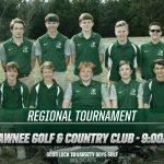 Regional Boys Golf