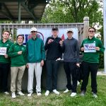 Varsity Boys Golf Finishes UKC Tournament in 2nd Place