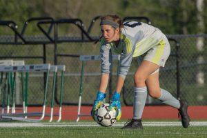 V Soccer Regionals vs Lansing