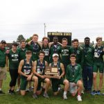 Boys Track & Field Finishes as State Runner Up