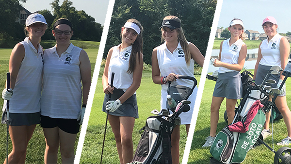 Varsity Girls Golf Begins Season at Prairie Highlands