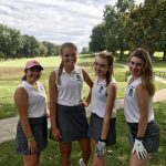 JV Girls Golf Results from Trails West