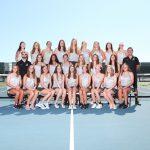 Varsity Girls Tennis Results from Baldwin Invitational