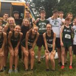JV Cross Country Boys 1st, Girls 6th at Bonner Springs
