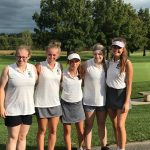 Varsity Girls Golf Results from Heritage Park Golf Course