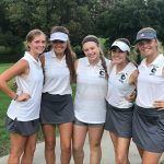 Varsity Girls Golf Takes 3rd Place at UKC Tournament