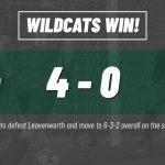 Varsity Boys Soccer defeats Leavenworth 4-0