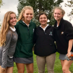 Varsity Girls Golf Results from Falcon Lakes