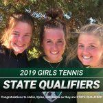 Girls Tennis Sending Three Wildcats to State