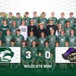 Varsity Boys Soccer defeats Piper 3-0