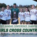 DHS Girls Cross Country are the UKC Champions