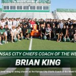 Brian King Named Kansas City Chiefs Coach of the Week